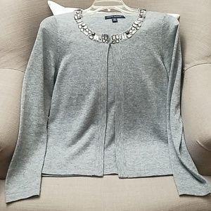 Banana Republic Wool Sweater Cardigan